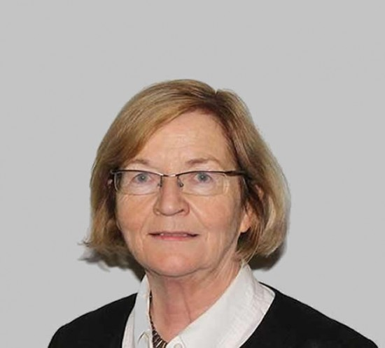 Ann Burnell Prof of Biology NUI Maynooth