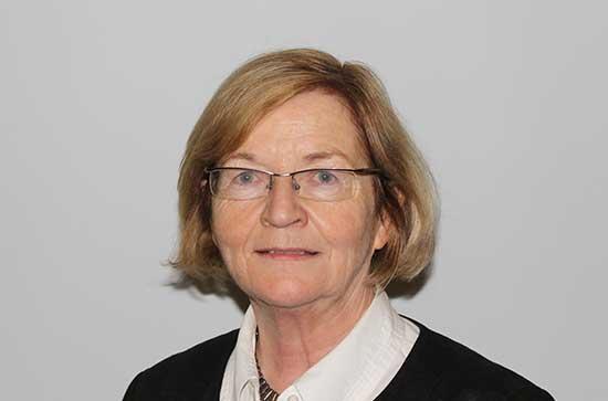 Prof Ann Burnell NUI Maynooth