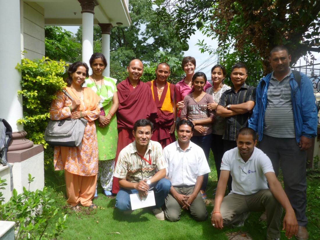 Nepal teaching