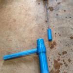 unassembled pump