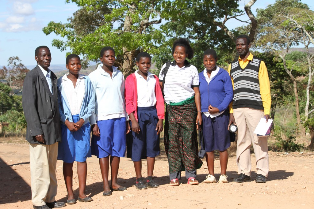 Class Group of school in Chitipa