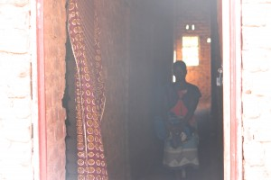 doorless school in Chitipa