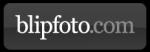 blipfoto logo b&w