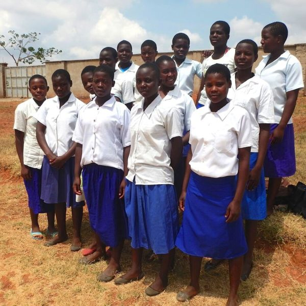 Supporting the Girl Child: Choma Secondary school
