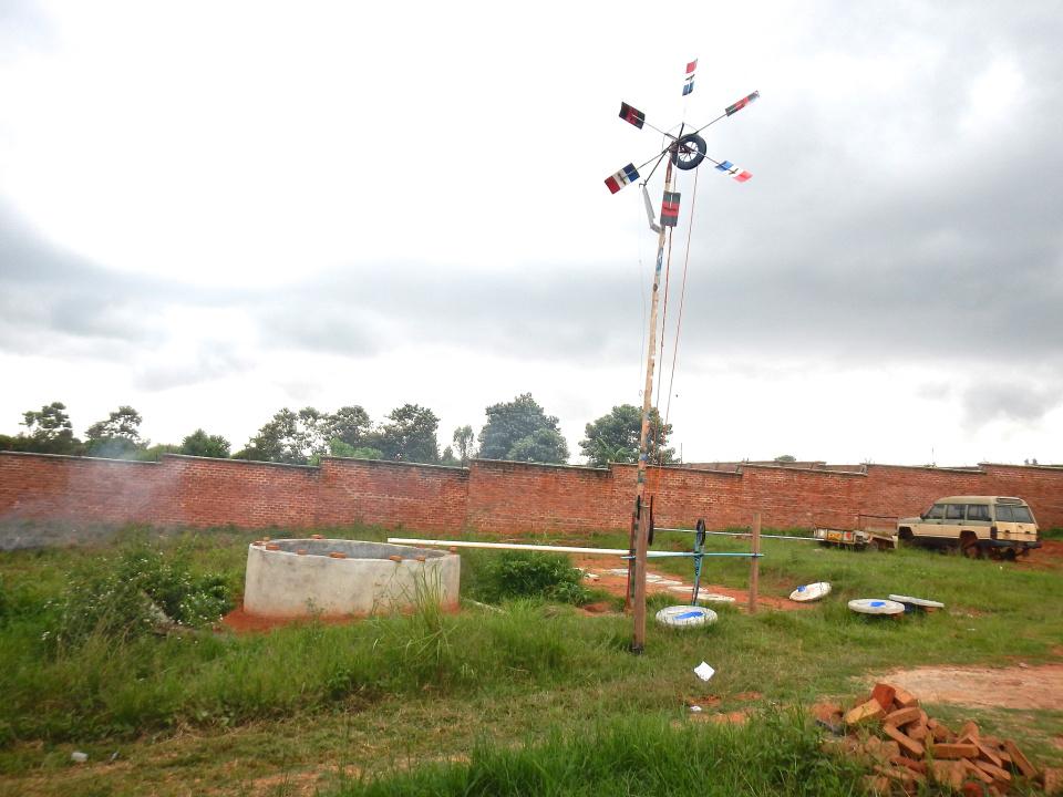 Factory Windmill