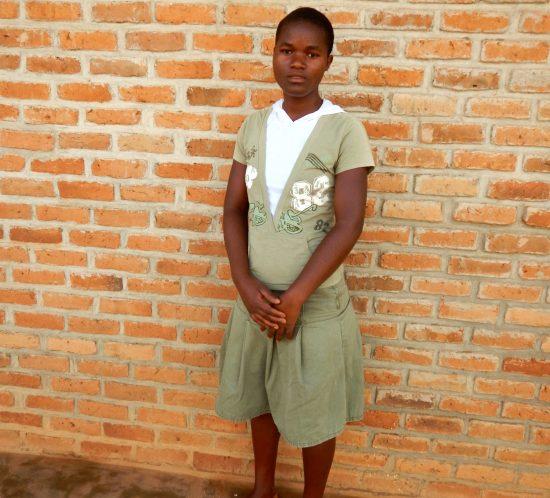 Edith Msiska - Girl Child
