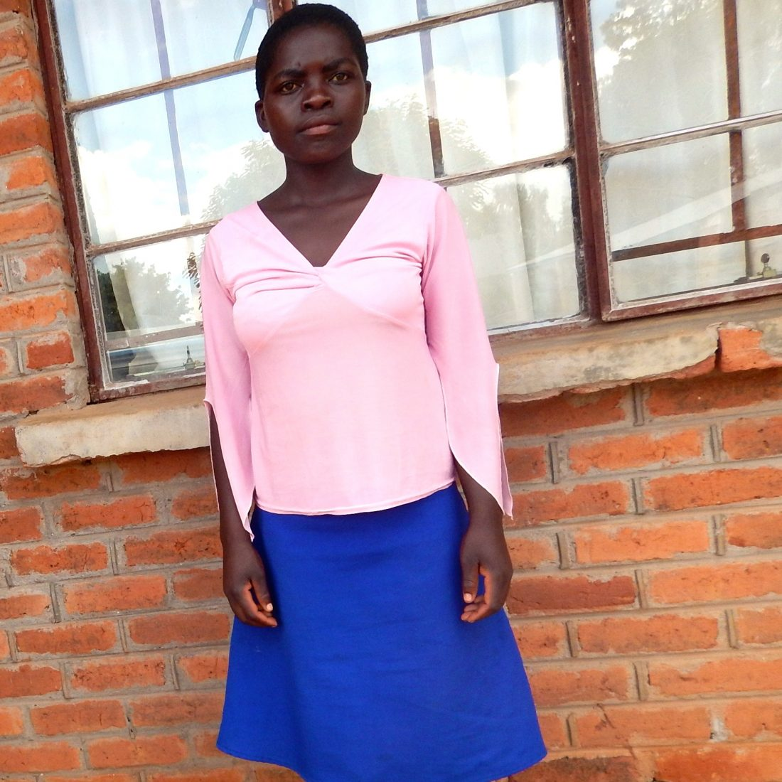 Winnie Mhlangas - Girl Child