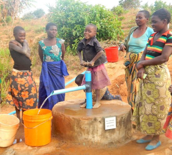 189 Villagers with Clean Water
