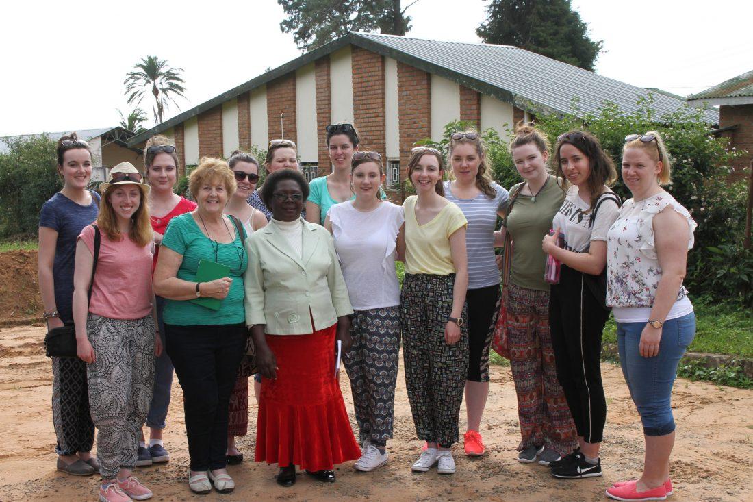 Mary I students June 2016