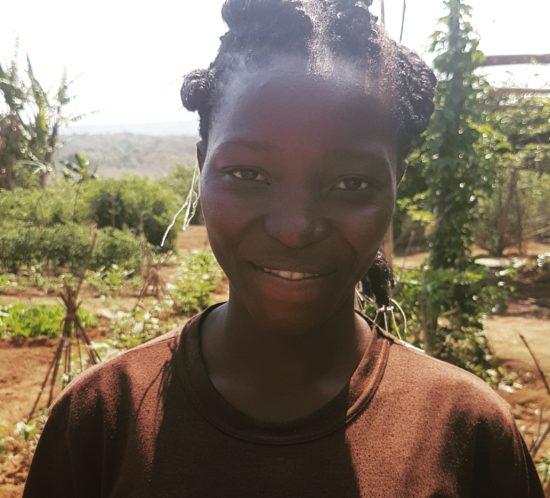 Grace - Girl Child Student
