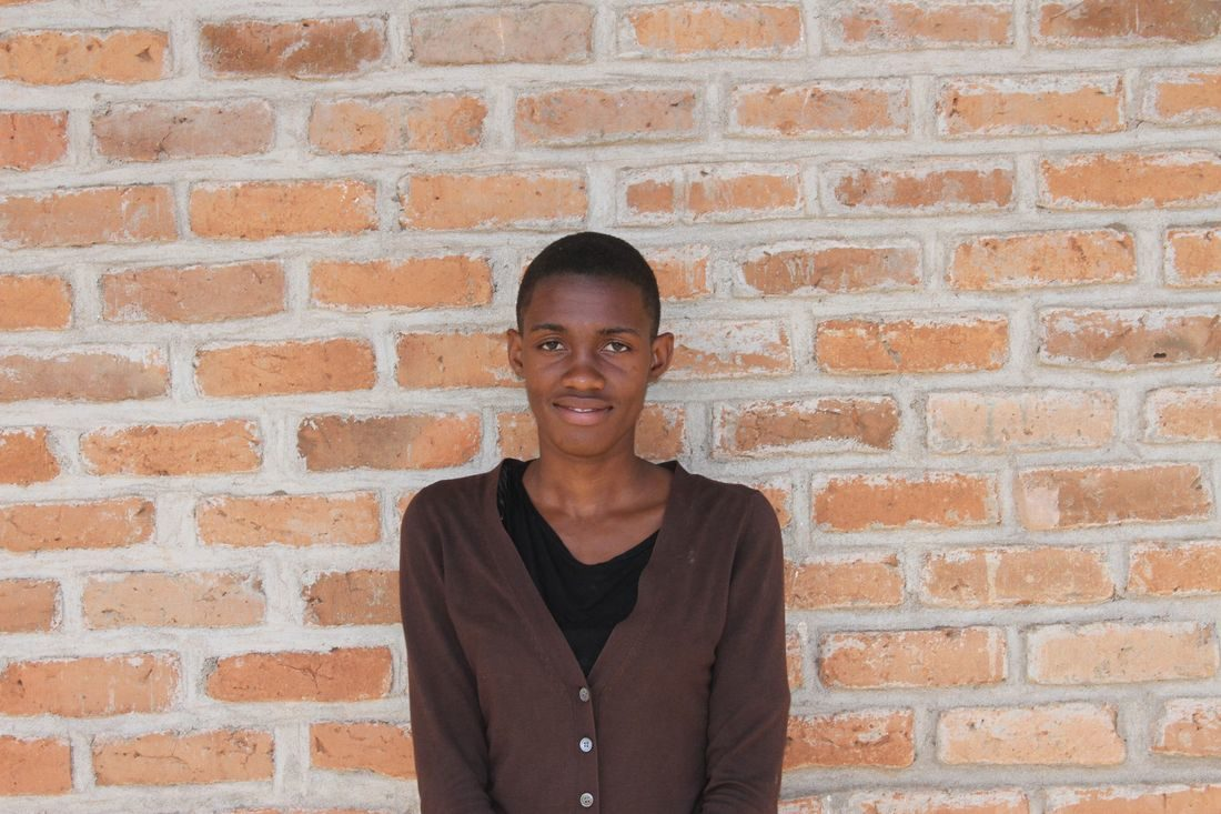Faith Mhango as girl child student