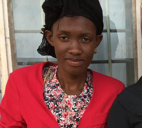 Faith Mhango Further Education Student