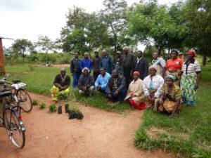Communities driving their own development – Meeting Group