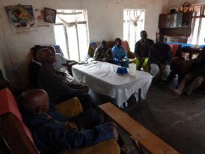 Communities driving their own development – meeting