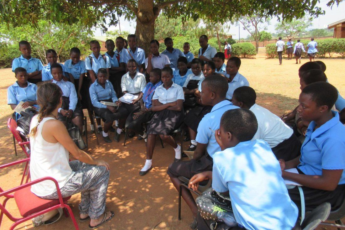 Luwinga Secondary School – WfZ girls: 40