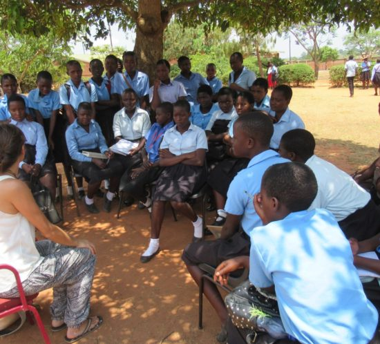 Luwinga Secondary School – WfZ girls: 40