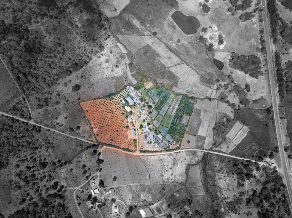 Aerial Lusangazi