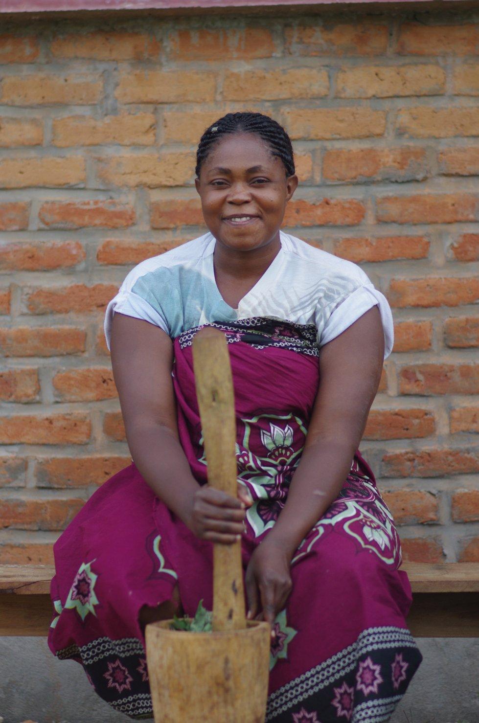 Angelina Kumwenda