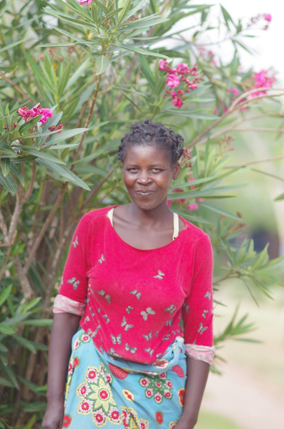 Maggie Mwanza