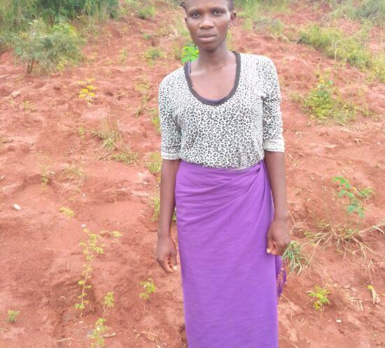 Sellah Mnthali; Enyezini indigenous tree planter