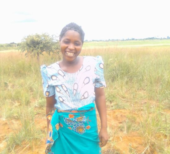 Triza Msimuko; Kasera indigenous tree planter