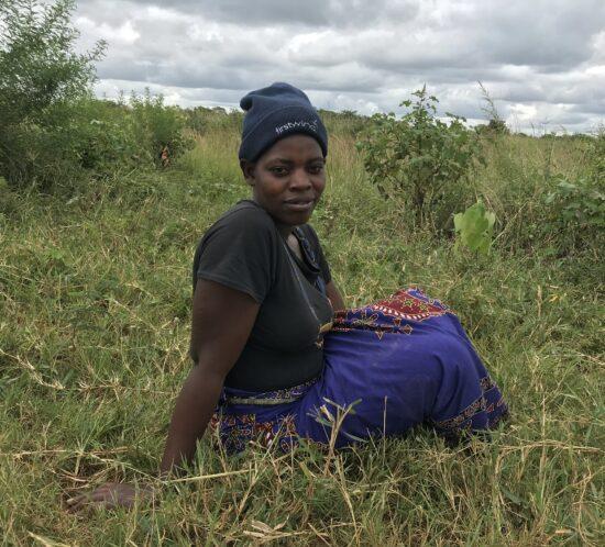 Alinafe Banda Kasera planter