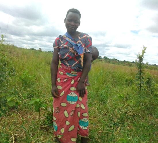 Etelia Kamwendo Kasera planter