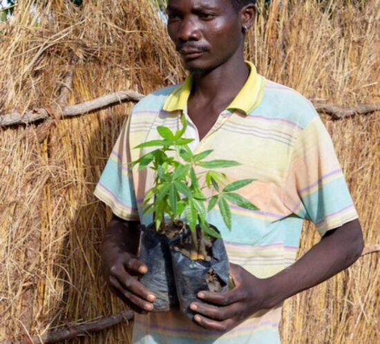 James Jenda Enyezini planter