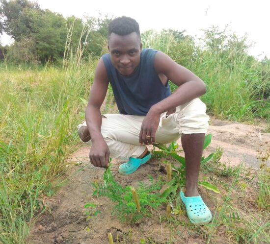 Joseph Marko planter Kasera